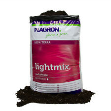 Plagron Light Mix Soil 50L Litre Hydroponics Growing Media