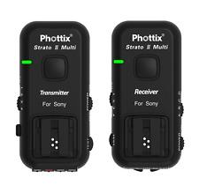 Phottix Strato II 5-en-1 sans fil déclencher ensemble: SONY/MINOLTA