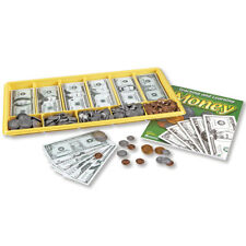 Learning Resources Giant Classroom Money Kit Gr K & Up 0106