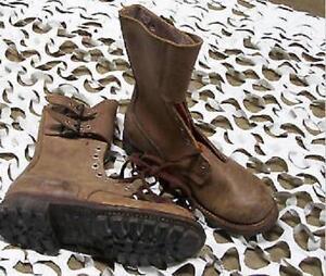 Fremdenlegion Ranger Lederstiefel Stiefel Boots ALGERIEN 42 39  INDOCHINA
