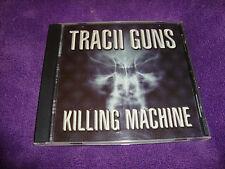 TRACII GUNS solo cd KILLING MACHINE la guns steel panther  free US shipping