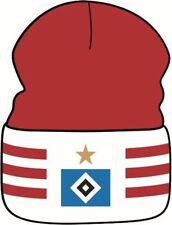 Fußball-Fan-Aufkleber vom Hamburger SV
