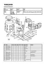 Volvo EC15C EC17C EC18C EC20 EC20B EC20C EC25 EC30 EC35 VV XT XTV Parts Catalog