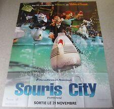 AFFICHE CINEMA 5692 - SOURIS CITY - 120/160
