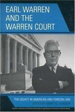 Earl Warren and the Warren Court: The Legacy in American and Foreign L-ExLibrary