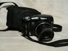 CANON PowerShot SX110 IS Digital Camera w Manuals
