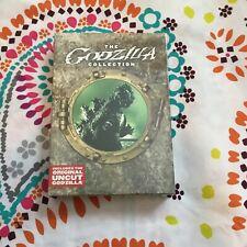 Toho Classic Media Godzilla Dvd Collection 2011 Brand New