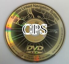 2000 2001 2002 2003 Acura 3.5 RL 3.2 TL CL Coupe Navigation Black DVD MAP 2.11C