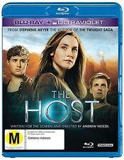 THE HOST (2013) - BRAND NEW & SEALED BLU-RAY + ULTRAVIOLET (SAOIRSE RONAN)