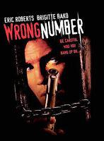 Wrong Number DVD Richard Middleton(DIR) 2001
