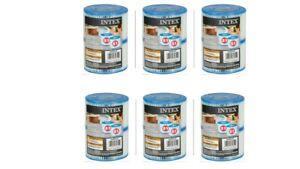 12 x Filterkartusche Typ S1 PureSpa Intex Whirlpool Filter NEU & OVP , (K)