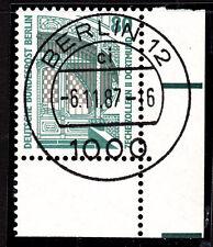 51) Berlin SWK 798 FN 0 Formnummer 80 Pf Eckrand 4 EUR mit EST Berlin 12 m Gummi