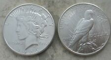 ORIGINAL ROLL 1926-S PEACE SILVER DOLLARS.. CH/GEM BU