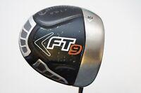 Callaway Ft-9 10 Degree Driver Stiff Flex Fujikura Graphite 0806464 Right Handed
