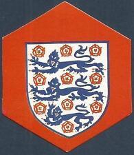 MISTER SOFTEE FOOTBALL LEAGUE BADGES-1971-ENGLAND