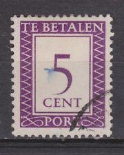 P39 Port nr 39 used gestempeld Suriname portzegel due stamp