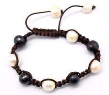 Bracciali di lusso con gemme perla