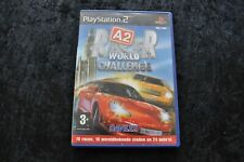A2 Racer World Challenge Playstation 2 PS2