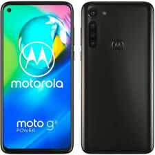 Motorola Moto G8 Power - 64 GB - Black Smoke (Dual SIM)