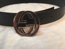 Letter G Buckle fashion belt luxury for men or women