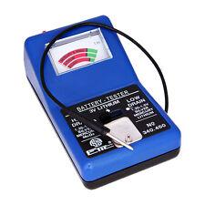 ETIC Batterieprüfgerät Batterietester Analoganzeige *Swiss Made 1.35/1.5V/3V