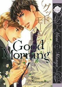 Good Morning by Ritsu Natsumizu, Yaoi Manga/Graphic Novel in English!