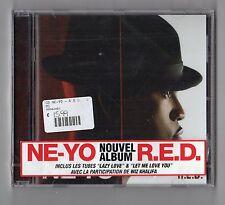 CD SIGILLATO -  NE-YO R.E.D.