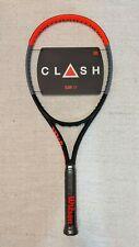 NEW Wilson Clash 108 Tennis Racquet Grip Size 4 3/8
