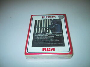SEALED 8-Track DAVID BOWIE Stage 1978 RCA