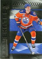 16/17 SP AUTHENTIC SILVER SKATES CONNOR MCDAVID OILERS *34153