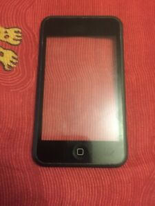 Apple iPod A1213 Touch Frame Replacement 1st Gen Black