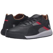 Puma Ferrari Podio 305808-01 Black Smoked Pearl Men's Fashion Sneaker Shoes