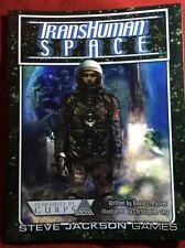 GURPS Transhuman Space - Steve Jackson Games - NEW