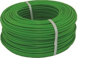 BUSLEITUNG KABEL Leitung Installation KNX EIB EIB- Y(ST)Y 2X2X0,8 Ring 100m grün