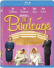 THE BIRDCAGE Blu-ray Robin Williams Gene Hackman Nathan Lane Dan Futterman Film
