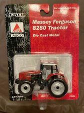 1/64 Ertl Massey Ferguson 8280 4Wd Tractor 13052 Die Cast