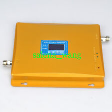 900/2100MHz Dual Band GSM WCDMA Mobile Phone Signal Booster Repeater Amplifier