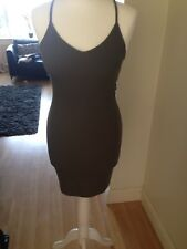 GREEN DRESS SIZE 8 FROM TOPSHOP