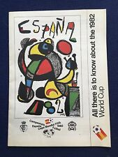 ALL THERE IS TO KNOW ABOUT THE 1982 WORLD CUP 82 SPAIN FIFA