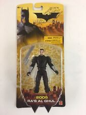 Batman Begins Ra'S Al Ghul 2005 Action Figure Mattel Nib Bruce Wayne