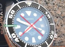 Colore Nero Lunetta Ricambio Inserto per Scuba SBDC 001 003 005 Sumo pezzi di ricambio