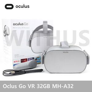 Oculus Go VR 32GB Stand-Alone Virtual Reality Headset MH-A320 2560x1440p