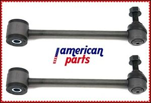 2x Coupling Rod Rear Kit For Chevrolet Suburban/Avalanche/Tahoe 2000-2017