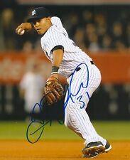 GREGORIO PETIT signed 8x10 photo NEW YORK YANKEES WITH COA