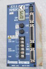 ESA NSK  DRIVER MOTOR Typ: ESA-Y2020T23-11 Servo Dríve Controller