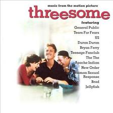 THREESOME [Soundtrack CD]The The*U2*Duran Duran*Bryan Ferry*Teenage Fanclub*Brad