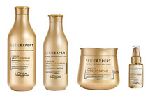 L'Oreal Serie Expert Absolut Repair Lipidium Shampoo 300ml, Conditioner 200ml, M