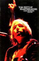 TOM PETTY 1981 HARD PROMISES TOUR U.S. CONCERT PROGRAM BOOK BOOKLET / NMT 2 MINT