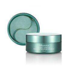 [JMsolution] Marine Luminous Pearl Deep Moisture Eye Patch - 90g / Free Gift