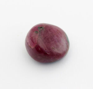 Nature Rubin Tumbled Stone Gemstone Healing Decoration Minerals Rarely Red 46